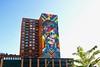 David Bowie - Jersey City, NJ - August 2017 (Kgriffith45) Tags: streetart urbanart mural building rockstar legend music graffiti grafitti jerseycity newjersey ziggystardust