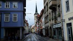 Marktstraße // Erfurt (seyf\ART) Tags: town city erfurt thüringen thuringia architektur