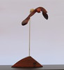 Acrobata I (Esteban Granero) Tags: objetosemmadeira esculturademadeira esculturaemperoba madeirareciclada decoração design arteemmadeira arteemmaterialreciclado ecoarte natureart peroba reciclagem sculpture wood woodsculpture