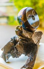 APOLLO BY EMER O'DONNELL [SCULPTURE IN CONTEXT 2017]-1324618 (infomatique) Tags: sculptureincontext 2017 september botanicgardens publicart sculpture publicpark streetsofdublin infomatique fotonique williammurphy apollo emero'donnell