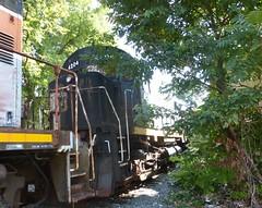 SFEX C424 4204 (1965 MLW C424 ex-CP) (R36 Coach) Tags: c424 alco mlw 1965