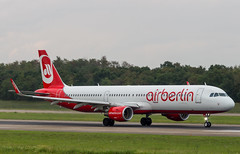 Airbus A321 HB-JOV Air Berlin (Belair) (William Musculus) Tags: basel mulhouse airport euroairport freiburg aéroport lfsb eap bsl mlh