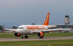 Airbus A319 G-EZAY EasyJet (William Musculus) Tags: basel mulhouse airport euroairport freiburg aéroport lfsb eap bsl mlh