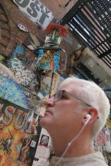 IMG_0839 (Mud Boy) Tags: newyork nyc chelsea manhattan clay clayhensley clayturnerhensley contemporaryartscene art streetart graffiti