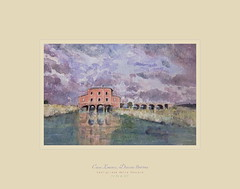 Casa Ximenes (Franco Vannini) Tags: acquerello aquarelle aquarella aquerelle watercolor watercolour casaximenes castiglionedellapescaia diacciabotrona