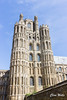 West Tower (wells117) Tags: 2017 august2017 elycathedral anglican anglicancathedral aug august building cathedral clivewells ely tower westtower worship
