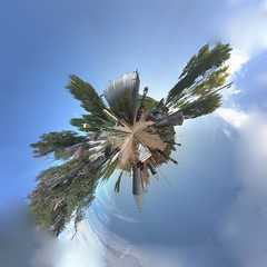 20170916_15261801-Planet.jpg (Les_Stockton) Tags: polarpanorama tinyplanet colorado farm panorama planet rural vacation rockyford unitedstates us