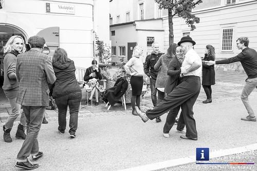Vintage-Festival in Omas Teekanne Graz