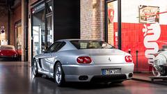 _DSC7709 (Dawid Borowiak) Tags: ferrari 456 gt 456gt berlin classicremise classic remise automotivephotography automotive photography