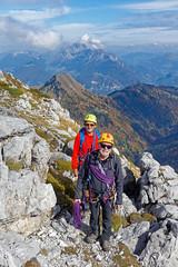 Pointe d'Arcalod - Bauges (D.Goodson) Tags: didier bonfils goodson arcalod pointe bauges escalade rando vertige montagne automne goodson73 dgoodson flickr