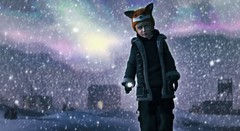All is known in the sacredness of silence. (Skippy Beresford) Tags: boy child childhood children kids khodovarikha exploration explore discovery snow light journey arctic cold