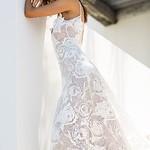 Tendance Robe du mariage 2017/2018 – Rose patterned lace wedding dress   Grace Loves Lace 'Rosa'   trib.al/bFUWGkC… thumbnail
