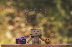 Photography is happiness (RYS ~ Photography) Tags: photography happiness happy d5100 smile bokeh love danbo amor cámara camera colour cute corazón argentina buenos aires felicidad feliz kawaii enjoy toy toys yotsuba photoshop photo photographer shoot sweet fotografía foto fotógrafo f18 green garden japonés nikon nikonista nature naturaleza nikkor