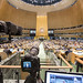 Scene at UN Headquarters During High-level Week