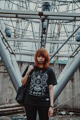 IMG_5931 (Niko Cezar) Tags: rise of brutality bag shirt clothing hypebeast modern notoriety aesthetic cinematic art photography canon portrait product shot fire cap