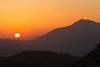 Gran Sasso at sunset - Italy (Antonella_Taddei) Tags: tramonto sunset natura nature gransasso abruzzo italia italy