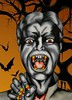 draccy (Rector22) Tags: dracula halloween fall monsters monster orange bats candy art sketch