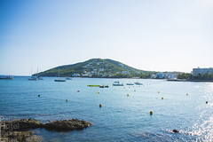 Ibiza Holiday - September 2017 (Phil Drury Photography) Tags: ibiza holiday beach sun formentera balerics september playa history momument mime blueskies sunshine oldtown hippy stone lensball birmingham england
