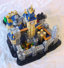 Castlevania (lingonkart) Tags: lego moc castlevania castle dracula belmont videogame
