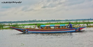 #Boat #Bangladesh #Rainy #Season  #Photography #Natore #Patul #Rifad #Blue #Sky