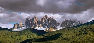 Dolomites panorama II