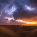 Magical Moments (Sunset @Liwa, Abu Dhabi)