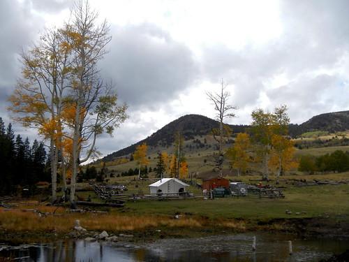 Elk archery camp 2012