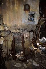 DSC_1831 (PorkkalaSotilastukikohta1944-1956) Tags: bunkkeri hylätty neuvostoliitto porkkalanparenteesi kirkkonummi abandoned bunker soviet exploring suomi finland zif25