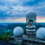 Tuefelsberg, The Devil's Mountain, The Cold-War Listening Station thumbnail