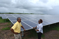 STUDY TOUR OF WIND AND SOLAR FARMS
