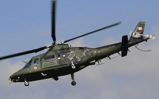 Belgian Agusta A109A @ LOXZ