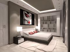 Интерьер квартиры | спальня