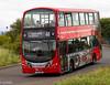 Go North East 6121 BG15RNO: Volvo B9TL:Wright