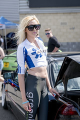 Modified Nationals 2017 - Greenlight Insurance promo girl Victoria (Sacha Alleyne) Tags: car show tuner custom performance modified 2017 peterborougharena modnats promo promotional model girl babe blonde