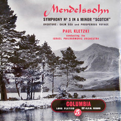 Mendelssohn Symphony 3 • Calm Sea & Prosperous Voyage - Kletzki Columbia UK 3 (sacqueboutier) Tags: vintage vinyl vinylcollection vinyllover vinylnation vinylcollector lp lplover lps lpcollection lpcover lpcollector lpcoverart records record music classical classicalmusic