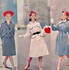 Seventeen editorial shot by Francesco Scavullo 1960 (barbiescanner) Tags: vintage retro fashion vintagefashion editorial 60s 60sfashions 1960s 1960sfashions seventeen francescoscavullo