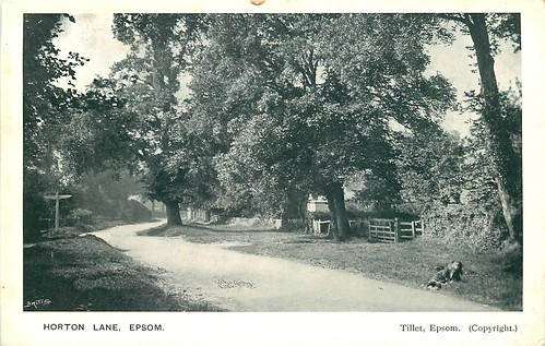 Horton Lane - Epsom