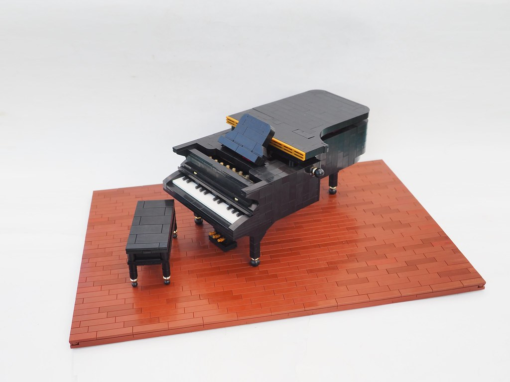 The World S Best Photos Of Lego And Piano Flickr Hive Mind