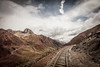 Looking west - heading east (yeahwotever) Tags: huancayo lima peru train south america rail tren ferrocarril central andino galera tunnel 1851 engineer ernest malinowski