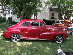 1947 Chevy Style Master (cjp02) Tags: old fashion days festival north salem hendricks county indiana labor day weekend annual