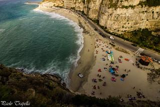 Spiaggia della rotonda (Tropea)
