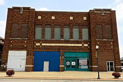 Masonic Building, Rushville, IN (Robby Virus) Tags: rushville indiana in princess theatre theater masons masonic temple freemasons fraternal organization lodge brick building architecture