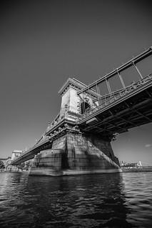 Chain Bridge Budapest - 1