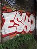 Esko (Alex Ellison) Tags: esko dfn northlondon urban graffiti graff boobs