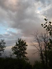Storm rolling in (wonder_al) Tags: campmortonprovincialpark campmorton gimli lakewinnipeg storm clouds
