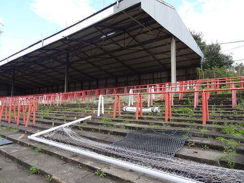 Disused Terracing