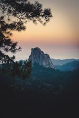 Good Morning (Andris Nikolajevs) Tags: corsica gr20 landscape morning goldenhour sunrise colors forest mountains peak slopes clouds sky