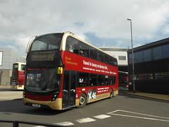 East Yorkshire 795 YY64 GWX on X46, Hull Interchange (sambuses) Tags: eastyorkshire 795 yy64gwx