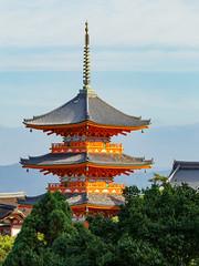 三重の塔 - 清水寺 / Kiyomizu-dera Temple (Active-U) Tags: 日本 japan 京都 kyoto 清水寺