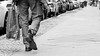 The long way home (JuliSonne) Tags: beine schuhe peopelephotography streetphotography street way lowangel perspective